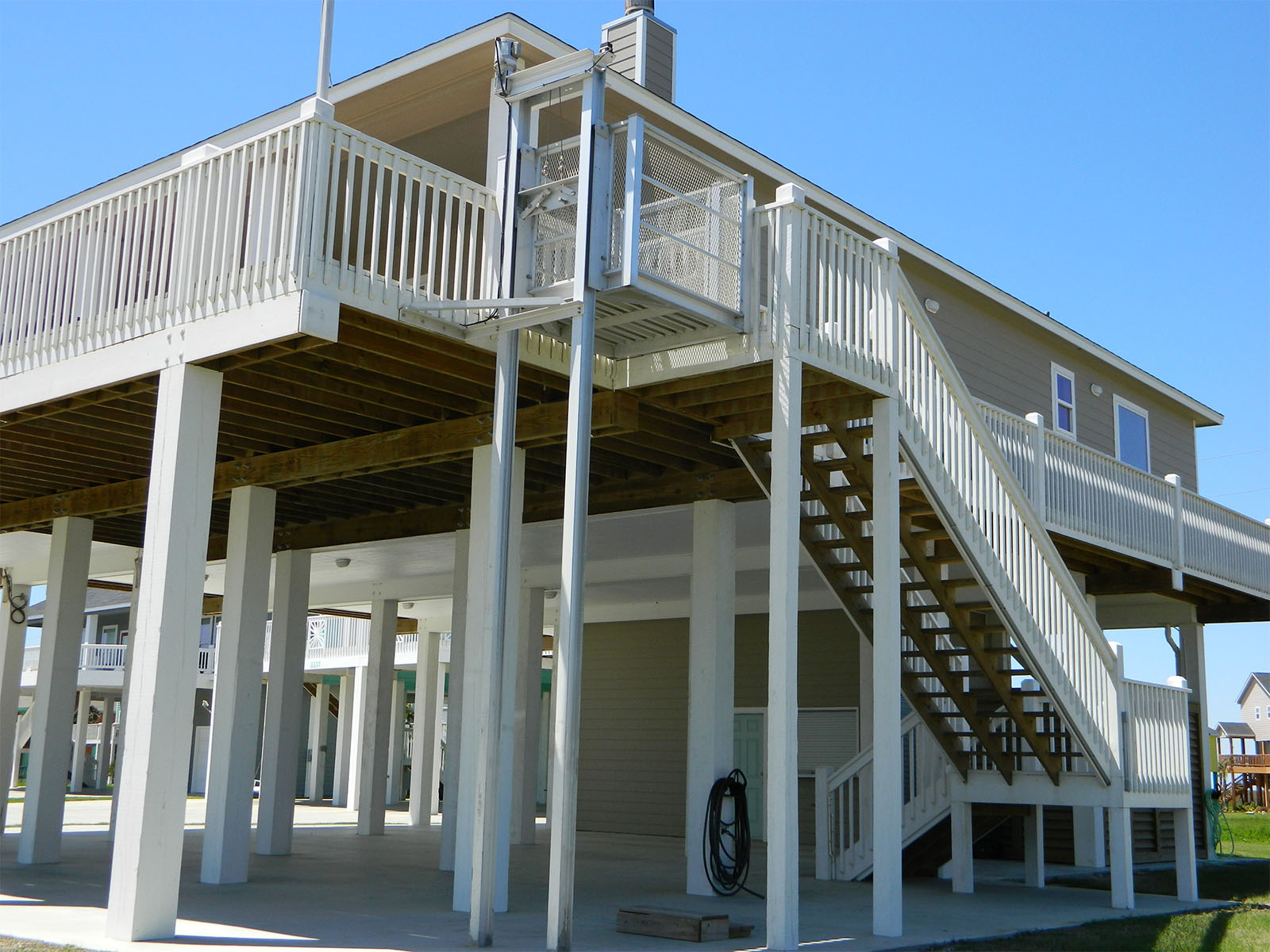 Gallery Easylift Beach House Cargo Lifts